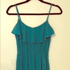 🌟Teal Maxi Dress